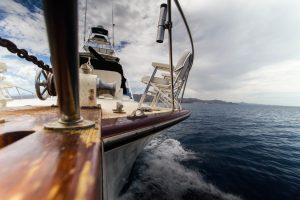Antifouling-coating-on-boat