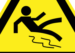 anti slip paint requires no warning sign