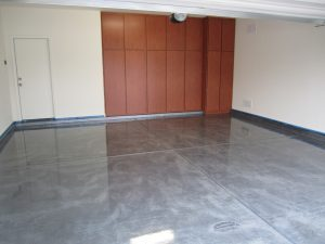 Epoxy flooring as a chemical resistant paint
