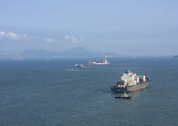 Marine Coating protects vessels originating from Hong Kong